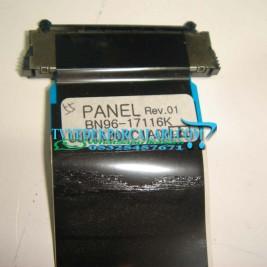 BN96-17116K , Rev01 , SAMSUNG UE55D8000  FLEX KABLO