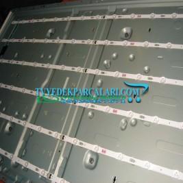 V5DU-550DCA-R1 , 550DCB-R1,CY-GK055HGEV1H , UE55KU7000 LEDLERİ