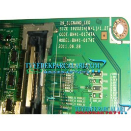 BN41-01747A ,  X9_SLCNAND_LED , BN94-05523M , UD32D5000