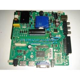 TP.VST59S.PB702 , AUO T390XVN01.0 , AX039LDV59-M MAİN BOARD