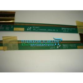 3D LTA460H SR4LV0.3 RİGHT , 3D LTA460H SL4LV0.3 LEFT, LTJ460HW03-J PANEL PCB BOARD