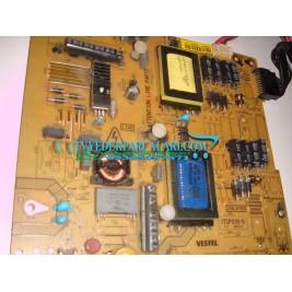 17IPS19-5, V.1, 061112, 23090002-27028294, LE99F5241S POWER BOARD