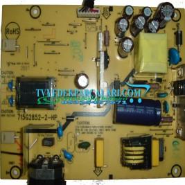 715G2852-2-HP  POWER BOARD tv yedekparçaları