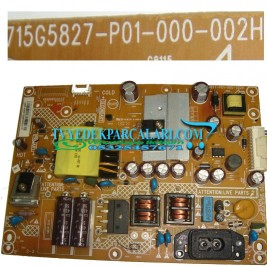 715G5827-P01-000-002H , 32PFL3158H POWER BOARD